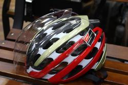 LAZER ヘルメットの小技??