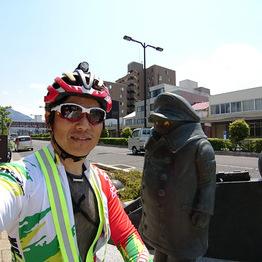 BRM504 京都600km 万葉詩歌 走って来た!